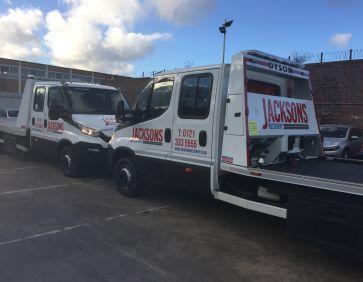 Light Vehicle Assistance